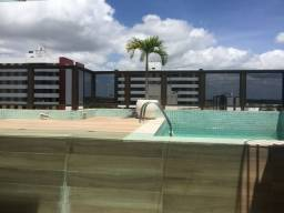 Cobertura 4/4 com piscina - 180m2 - jardim aeroporto - Lauro de Freitas