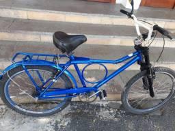 Bicicleta Caloi Barra Forte aro 26