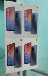 Celular Xiaomi note 9s 128gb 6gb de Ram Camera selfie 16mpx. quadrupla camera