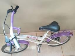 Bicicleta Infantil aro 16 Verden Breeze (Semi-Novissima) Sou de Ubá