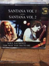 Santana - dois álbuns