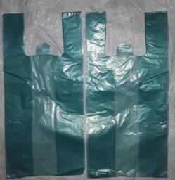 Sacolas plásticas para mercadinho depósito lojas e etc