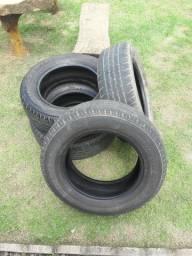 Vendo pneus da duster
