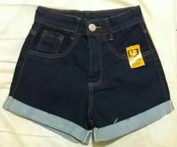 Shortinho feminino Jeans NOVO