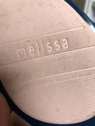 Melissa usada