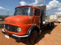 Mb 1113 1978 truck