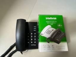 Aparelho Telefone Intelbras com fio