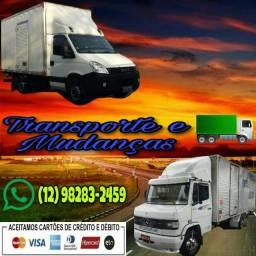 Faria Transportes São Paulo e Outros Estados(Aceitamos Cartão)