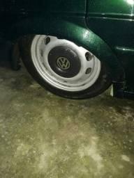 Troco rodas 15 por rodas 17 vw