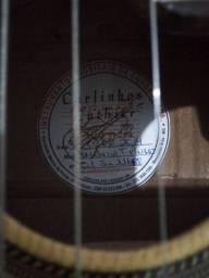 Cavaquinho Carlinhos luthier imbuía