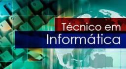 Formatação com técnico em informática especializado