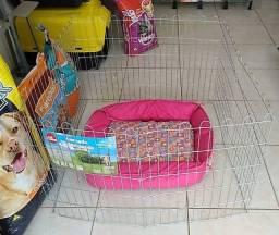 Cercadinho para cães Pró Canine galvanizado