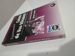 Livro Casos de Uso Eficazes, Alistair Cockburn. Perfeito Estado !