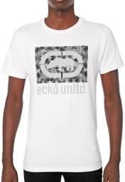 Camiseta Ecko Estampada Logo
