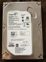 HD desktop 500 GB perfeito