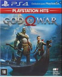 God of war ps4 V/T