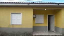 Alugo casa com 2/4 no condomínio Luiza ( sem comprovação de renda )