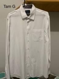 Camisa Social Masculina Tam G