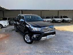 Toyota Hilux 2.8 SRV 4x4 Diesel Automático Primeiro e Único Dono Só BSB