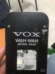 Pedal Vox Wah Wah Modelo V845