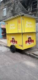 Food Truck e trailer novos.
