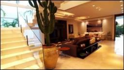 Sobrado 3 Suítes + Escritório, 490 m² Mobiliado no Condomínio Mirante do Lago
