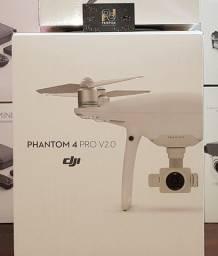 Drone DJI Phantom 4 Pro V2.0 - Homologado Pela Anatel Com 1 Ano de Garantia no Brasil