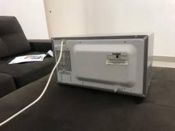Vendo Micro-ondas Consul 20L Cinza Espelhado 220V