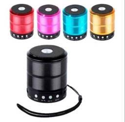 Promoção - Mini Caixa de Som Bluetooth Ws-887