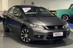 Honda Civic LXR Aut Completão Impecável Único Dono Revisado IPVA 2021 Vistoriado