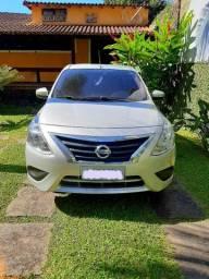 Nissan Versa 1.0 2018 com GNV