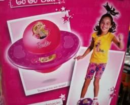 Go go boll da Barbie na cor rosa (Usado 1 vez)