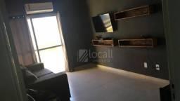 Apartamento com 1 dormitório para alugar, 45 m² por R$ 1.200/mês - Centro - São José do Ri