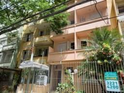 Apartamento com 2 dormitórios para alugar, 57 m² por R$ 1.300,00/mês - Bom Fim - Porto Ale