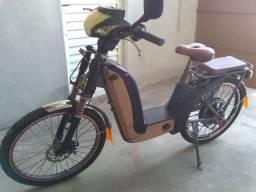 Bike elétrica reforçada