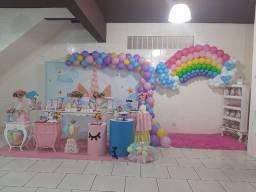 Salão + decoração seg a sexta