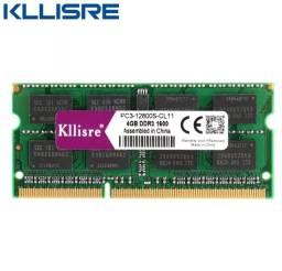 Memória 4GB DDR 3 Notebook (nova) Até 12x sem juros