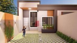 Casa com 2 dormitórios à venda, 60 m² por R$ 265.000,00 - Loteamento Siena - Cascavel/PR
