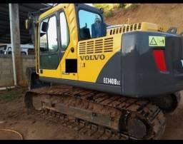 Escavadeira Volvo 140B / 2016