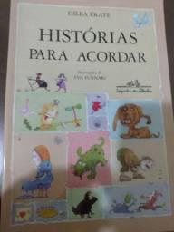 Livro paradidático História para acordar