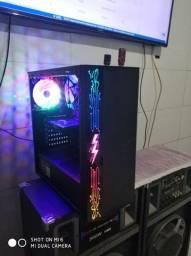 PC GAMER i3 da 7° e GT1030 de 2gb pego PS4 com volta