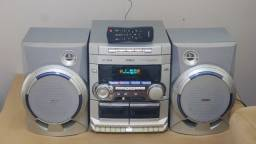 Som Philips Fw-c253 com Bluetooth