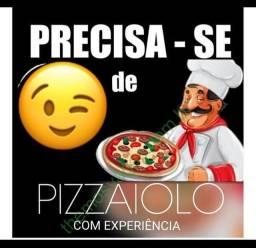 Vaga para Pizzaiolo/Auxiliar de Pizzaiolo