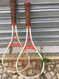 Raquetes de tênis metalplas