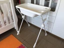 Banheira de banho de bebê. Marca Burigotto.