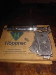 Pistola aplicador de injeção automática
