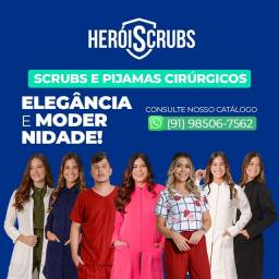 SCRUBS, JALECOS E PIJAMAS CIRÚRGICOS