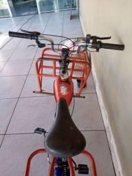 Bicicleta cargueira (motorizada)