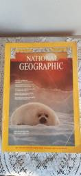 12 revistas National geografhic 1976 americanas jane/dez