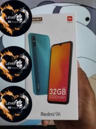Maravilha 2021! Redmi 9 da Xiaomi.. Novo LACRADO Garantia entrega em mãos!